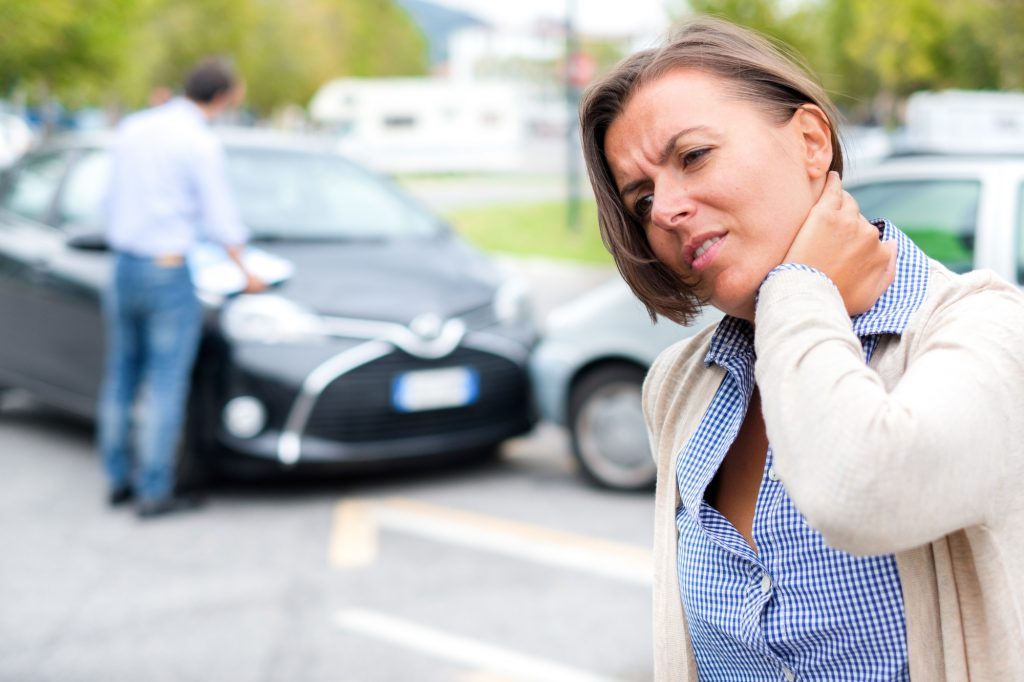 auto car accident injuries Ohio Therapy Centers