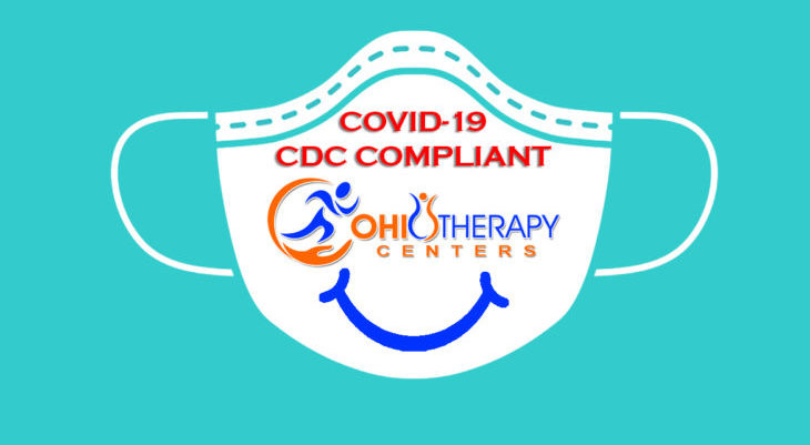 covid compliant ohio therapy centers