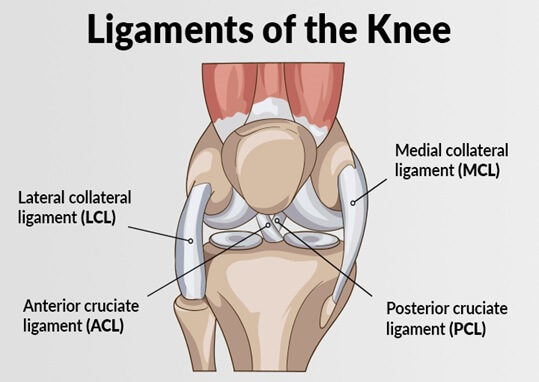 acl and mcl tears Ohio Therapy Centers